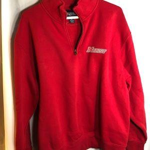 Marist college 1/4 zip pullover xl